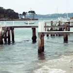 Would be nice to own a home with a private wharf on the harbor!